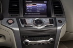 Picture of 2014 Nissan Murano CrossCabriolet Center Stack