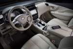 Picture of 2015 Nissan Murano Platinum AWD Interior in Beige