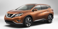 2015 Nissan Murano S, SV, SL, Platinum AWD Review