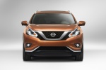 2017 Nissan Murano in Pacific Sunset Metallic - Static Frontal View
