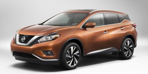 2017 Nissan Murano S, SV, SL, Platinum AWD Review