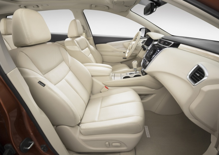 2018 Nissan Murano Front Seats Picture