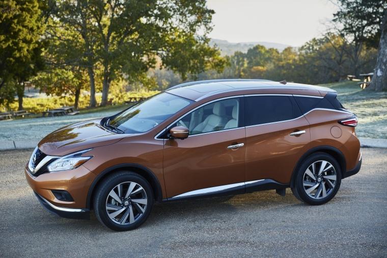 2018 Nissan Murano Platinum AWD Picture