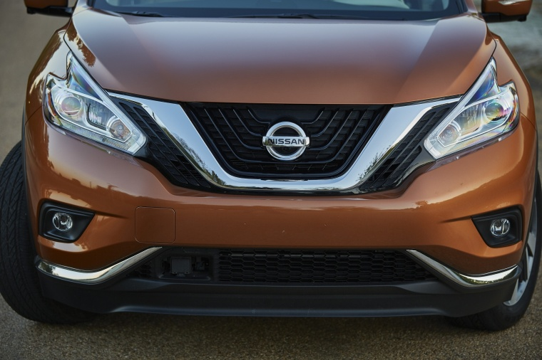 2018 Nissan Murano Platinum AWD Front Fascia Picture