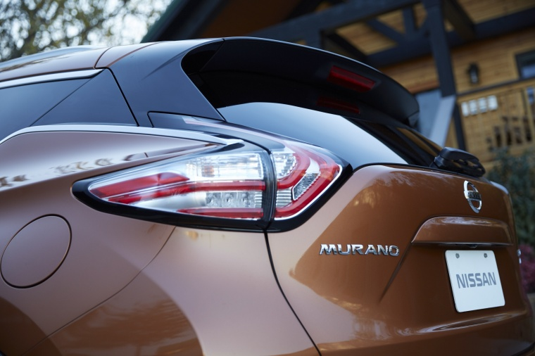2018 Nissan Murano Platinum AWD Tail Light Picture