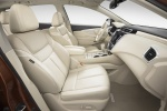 Picture of 2018 Nissan Murano Front Seats in Beige