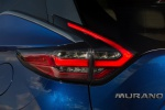 Picture of a 2019 Nissan Murano Platinum AWD's Tail Light