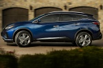 Picture of 2019 Nissan Murano Platinum AWD in Deep Blue Pearl