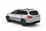 Picture of 2018 Nissan Pathfinder Platinum in Brilliant Silver