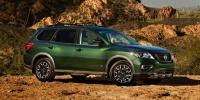 2019 Nissan Pathfinder Pictures