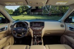 Picture of 2020 Nissan Pathfinder Platinum Cockpit