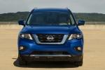 Picture of 2020 Nissan Pathfinder Platinum 4WD in Caspian Blue Metallic