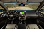 Picture of a 2020 Nissan Pathfinder SL Rock Creek Edition 4WD's Cockpit