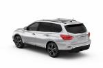 Picture of 2020 Nissan Pathfinder Platinum in Brilliant Silver Metallic
