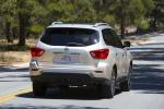 Picture of 2020 Nissan Pathfinder Platinum 4WD in Brilliant Silver Metallic