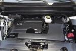 Picture of a 2020 Nissan Pathfinder Platinum's 3.5-liter V6 Engine