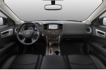 Picture of a 2020 Nissan Pathfinder Platinum's Cockpit
