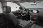 Picture of a 2020 Nissan Pathfinder Platinum's Interior