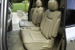 Picture of 2012 Nissan Quest Rear Seats in Beige