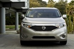 Picture of 2012 Nissan Quest in Brilliant Silver