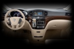 Picture of 2013 Nissan Quest Cockpit in Beige