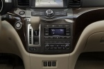 Picture of 2013 Nissan Quest Center Stack