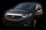 2014 Nissan Quest - Static Front Left View