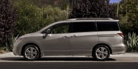2014 Nissan Quest Pictures