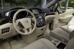 Picture of 2015 Nissan Quest Interior in Beige