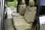 Picture of 2015 Nissan Quest Rear Seats in Beige