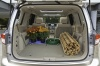 2016 Nissan Quest Trunk Picture