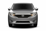 2016 Nissan Quest in Brilliant Silver - Static Frontal View