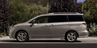 2016 Nissan Quest S, SV, SL, Platinum V6 Review