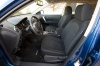 2010 Nissan Rogue 360 Front Seats Picture