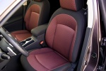 Picture of 2010 Nissan Rogue Front Seats