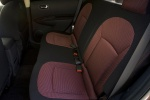 Picture of 2010 Nissan Rogue Rear Seats