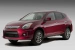 Picture of 2010 Nissan Rogue Krom in Venom Red Pearl