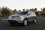 Picture of 2011 Nissan Rogue SV with SL Package AWD in Platinum Graphite