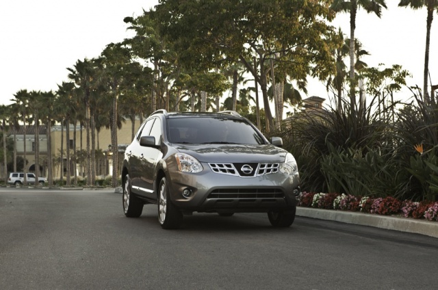 2012 Nissan  Rogue Picture
