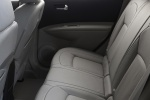 2012 Nissan Rogue SV with SL Package AWD Rear Seats