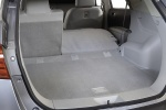 2012 Nissan Rogue SV with SL Package AWD Trunk