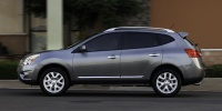 2013 Nissan Rogue 2.5 S, SV, AWD Review