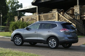 2014 Nissan  Rogue Picture