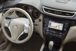 Picture of a 2014 Nissan Rogue SL AWD's Cockpit in Almond