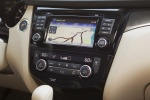 Picture of a 2014 Nissan Rogue SL AWD's Center Stack