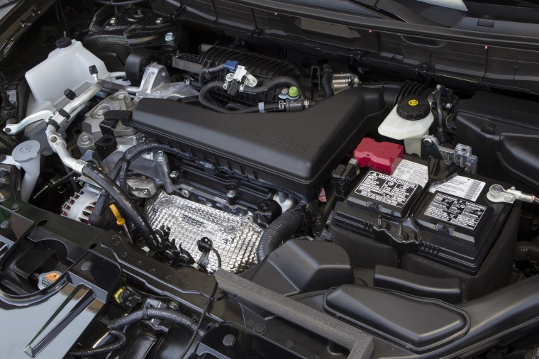 2016 Nissan Rogue SL AWD 2.5-liter 4-cylinder Engine Picture