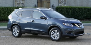Research the Nissan Rogue