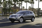 2014 Nissan Rogue Select in Platinum Graphite - Static Front Left Three-quarter View