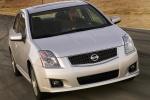 Picture of 2010 Nissan Sentra SE-R in Brilliant Silver Metallic
