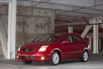 Picture of 2010 Nissan Sentra SL Sedan in Red Brick Pearl